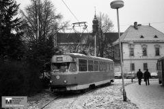 Historie - 1995 Brno Pracovní vozy