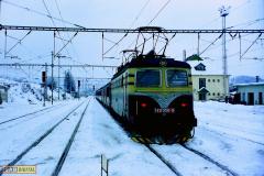 2000 - 01 01 - Horní Lideč, 140058 na Os se sněhem