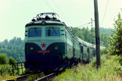 2000 - 08 19 - Olomouc-Č. Třebová, 155. výročí olomoucko-pražské dráhy