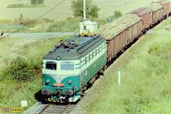 2000 - 09 09 - Prostějov příjezd a pole, Nezamyslice, 140089 nákladní