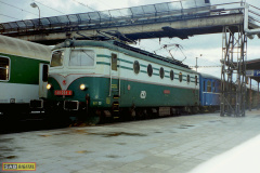 2001 - 09 08 - Přerov, 140094 zvlášní vlak Bratislava