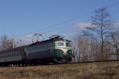 2005 - 03 19 - Olomouc Nové Sady, velká voda, 140085 na Os