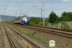 2005 - 08 26 - Přerov koridor, 140004 na Os_