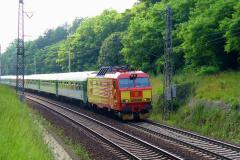2006 - 07 07 - Hranice, 140004 se zvláštním R - zpět