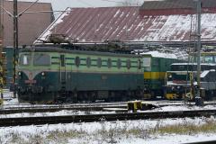 2006 - 12 29 - Žilina, 140058 na OS do Čadca, sníh a soumrak