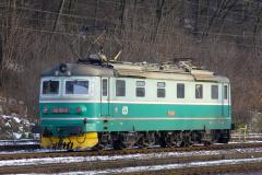 2007 - 01 02 - Čadca, 140058 na Os a Žilina Depo 01, 45 a 67