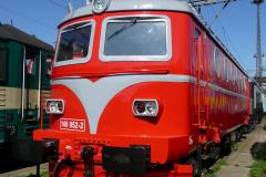 2008 - 05 10 - Přerov, 140052 po opravě v červeném laku a Horní Lideč, 140042, 62 a 76 SŽDS