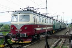 2009 - 05 02 - Přerov 140085 a Horní Lideč, 140042, 76 SŽDS a 79 ODOS