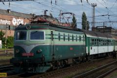 2009 - 07 24 - Olomouc, 140085 a míjení s Pendolinem atd, 141018 a 23