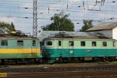2009 - 08 10 - Vrahovice a Olomouc, 140085 na Os a v depu 141037 a 54
