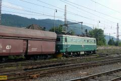 2009 - 09 12 - Žilina, 140042 SŽDS, v depu 140067 po opravě, 140001 odstavená a Ostrava 140087 ODOS