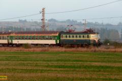 2009 - 10 15 - Nezamyslice a Olomouc v noci, 140085 na Os, 141009 a 037