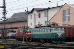2009 - 12 27 - Olomouc Depo, 140085 a 141054
