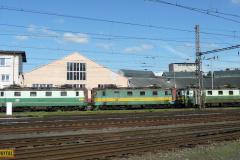 2010 - 06 19 - Olomouc Depo, 140085, 141018, 54 a odstavené 14109, 23 a 37