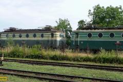 2010 - 07 27 - Střelice, odstavené 140042 a 79