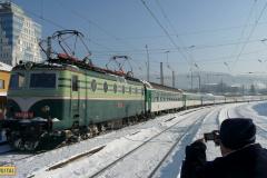 2010 - 12 04 - Hranice, Vsetín a Olomouc, 140085 na zvl R - Mikulášský speciál