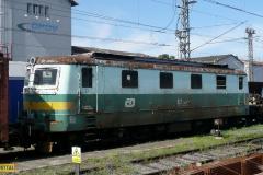 2012 - 08 16 - Přerov, 140062 s novým stříbrným pruhem, 141055 odstavená