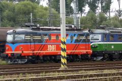 2016 - 08 22 - Přerov, 140094 a 121041, DPOV a 140092 na pomníku přečíslovaná na E4990072