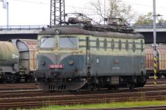 2017 - 10 28 - Ostrava, Retroostravan s lokomotivou 140004